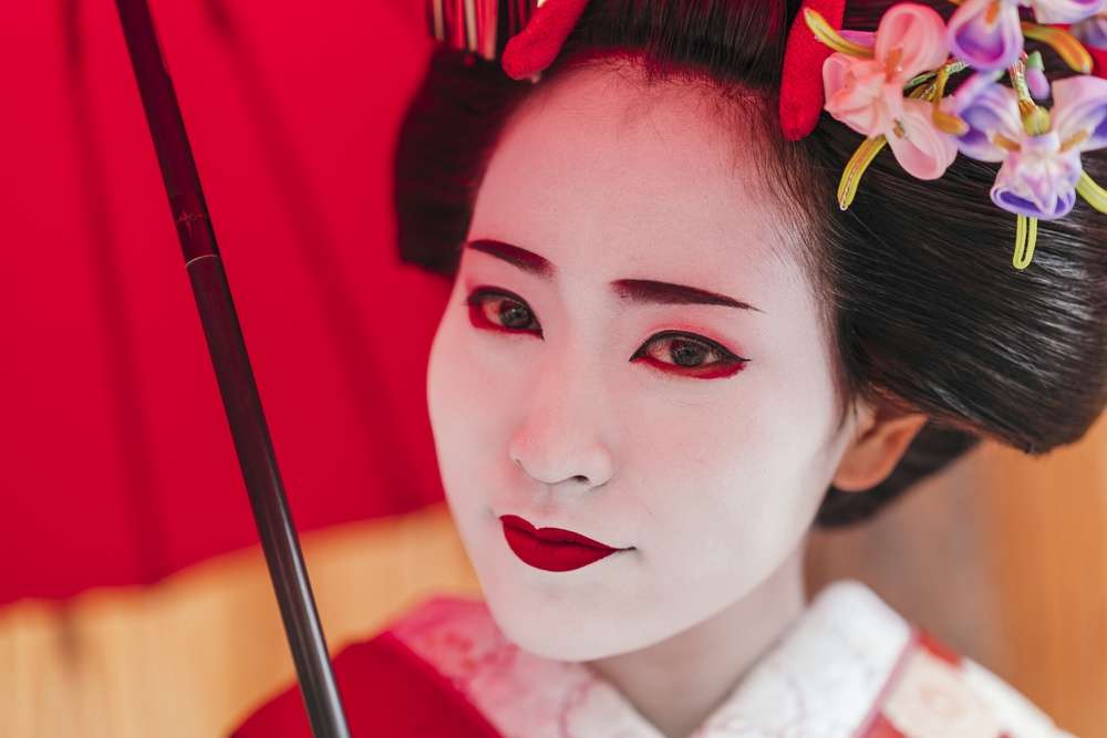 How To Become A Geisha For A Day In Kyoto Japan Rail Pass