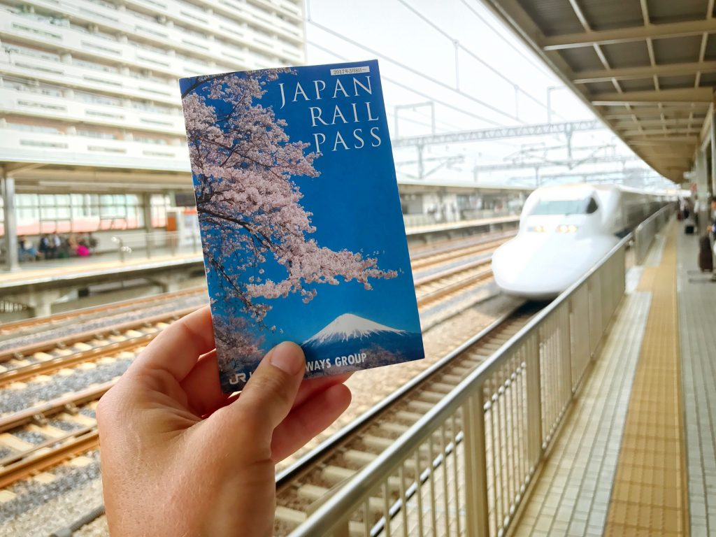 Your pass to discovering Japan!