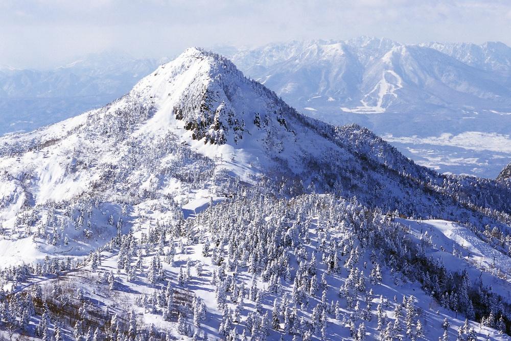 Shiga Kogen Ski Resort, Yokoteyama Gerende