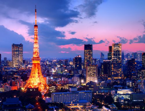 The Best Hotels in Tokyo 2019